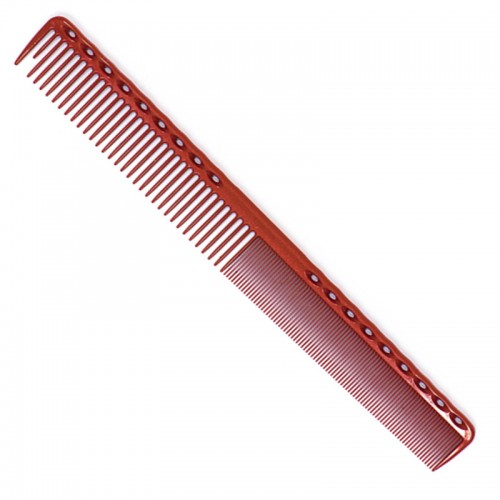 """YS Park 331 Cutting Comb 9"""" - Red"""