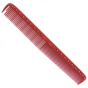 "YS Park 335 Cutting Comb 8.5"" - Red"