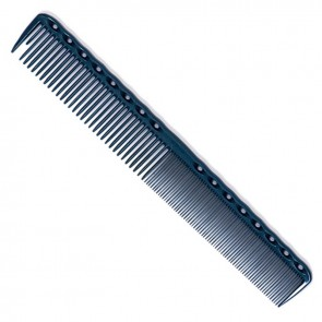 "YS Park 336 Cutting Comb 7.4"" - Blue"
