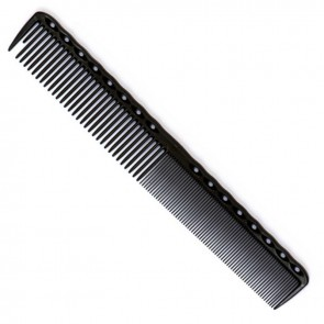 "YS Park 336 Cutting Comb 7.4"" - Carbon"