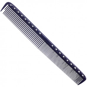 "YS Park 337 Cutting Comb 7.5"" Purple"