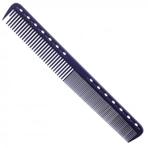 "YS Park 339 Cutting Comb 7"" Purple"