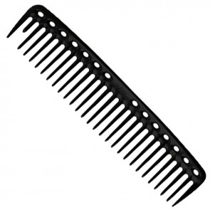 "YS Park 452 Cutting Comb 9"" - Carbon"