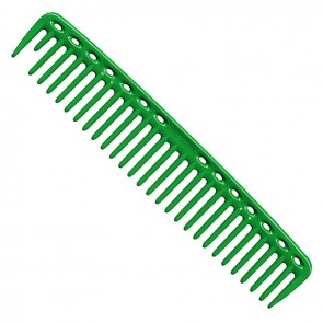 YS Park 452 Cutting Comb 9 Inches - Green