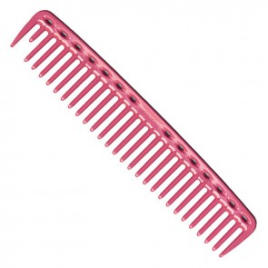 YS Park 452 Cutting Comb 9 Inches - Pink