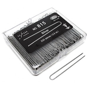 YS Park Clips Pro Pin 815 - 52mm Silver (220 Pieces)