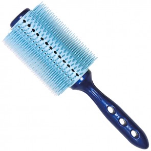 YS Park Straight Air Round Styler Brush, T70 Blue