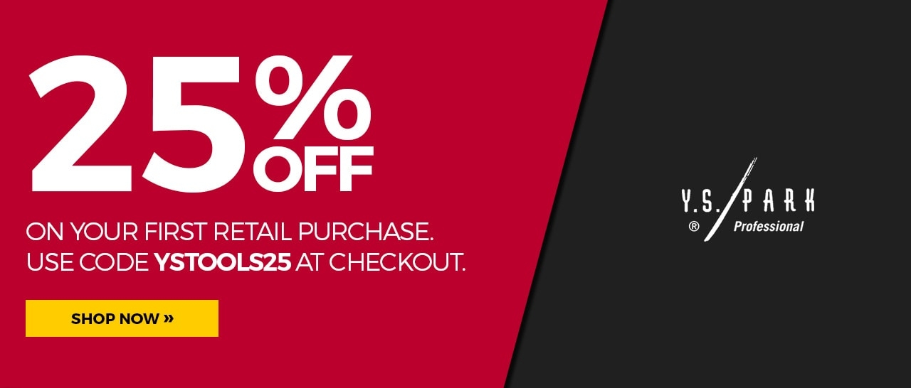 25% Off Your First Retail Purchase